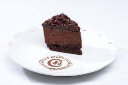 Šokolado ir brendžio tortas