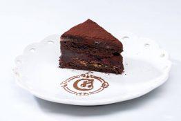Belgiškas juodojo šokolado tortas