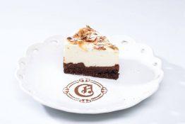 Baltojo šokolado ir varškės kremo tortas